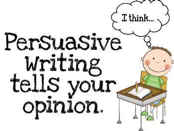 Pre written persuasive essays writing